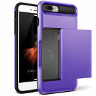 Fits Apple iPhone Case Protective Wallet ID Credit Card Holder Shockproof Cover <br/> US STOCK | Flash Shipping in 24 hrs | 2019 New Release