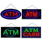 Kyпить Ultra Bright ATM Sign Led Neon Business Animated Motion Light On/Off with Chiain на еВаy.соm