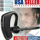 Wireless Bluetooth Rumbling Reduction Trucker Headset Earpiece Earbud For Driving