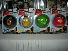 Spin Master RED CHUCK THE PIGS BOMB Angry Birds Vinyl Balls