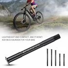 MTB Bicycle Bike Tube Shaft 15mm to 9mm Conversion Thru Axle Hubs Quick Release