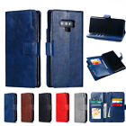 For Samsung Galaxy A7 A8 2018 360° Protective Flip Leather Case Card Stand Bag
