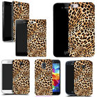 Gel case for most mobile phones cover bumper- cheetah print silicone  günstig