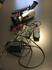 Mint Canon GL2 Video camera with original boxes & accessories EUC low hours