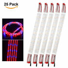 5-25pcs 5050SMD 30LED Grow Light Strip Lamp Full Spectrum for Hydroponics Plant