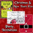 CHRISTMAS+%2F+NEW+YEARS+EVE+Personalised+Invitations+%2F+Hen+Party+Invites%2FTickets