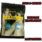 5-100 Pepper Male Enhancement Sexual Performance Pills Black Tablet