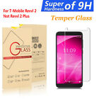 For Revvl 2 (T-Mobile), Tempered Glass Screen Protectors