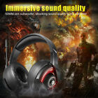 3.5mm Audio Plug Gaming Headset Stereo Gaming Noise-cancelling Wired Headset