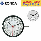 Harley Ronda 515-24D/H Quartz Watch Movement, 3 Hands Date at 3 (Swiss Parts)   image