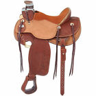 Silver Royal Wade Ranch Saddle