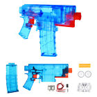 Worker MOD Swordfish Motorized Blaster Handgun Kit Foam Nerf Dart Modify Toy