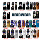 Lots Animal Balaclava Biker Full Face Mask Neck Warmer Tube Skull Scarf Scarf