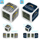 San Diego Chargers LED Color Changing Digital Alarm Clock $11.99 USD on eBay