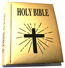 Best Personalized Gifts Friends Bibles - Engraved personalised Holy Bible keyring in gift pouch Review