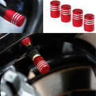 4x Colorful Anodized Aluminum Round Tire Valve Stem Caps Practical Useful New $1.32 CAD on eBay