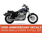 Harley-Davidson Sportster 100th Anniversary decals many variants # 106