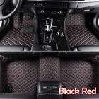 RedAll blackCoffee Floor Mats Carpets Waterproof pads For Jeep Grand Cherokee