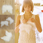 Mini Feather Hanging Angel Wings Christmas Tree Decoration Baby Photography Prop