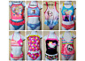 *NWT- HELLO KITTY, DISNEY - GIRL'S SWIMSUIT - 1 or 2-PC, SIZE: S - XL - LICENSED