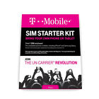 T-Mobile SIM Starter Kit 3-in-1 Prepaid & Postpaid SIM Card W/ Activation in Lot
