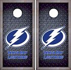 Tampa Bay Lightning Cornhole Skin Wrap NHL Luxury Decal Vinyl Sticker DR427 $39.99 USD on eBay