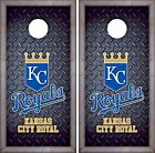 Kansas City Royals Cornhole Skin Wrap MLB Luxury Decal Vinyl Sticker DR444 on Ebay