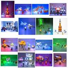 Laser Pegs ™ Light-Up Building Block Set Toy Sound Light Creative Gift UK Stock
