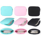 Laptop Accessories Sleeve Case Bag Pouch Storage Power Bag For MacBook Air Pro