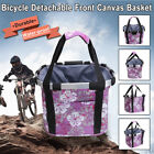 Bicycle Basket Bicycle Aluminum Alloy Cycle BikeDetachable Front Carrier Bag