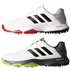 New Mens Adidas Adipower Bounce WIDE Width Golf Shoes White / Black - Select Sz!