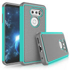 For LG V30 / V30 Plus /V30S/V35 THINQ Case With Tempered Glass Screen Protector