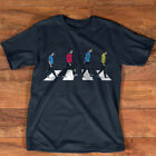 Star Trek Tribute To The Beatles Abbey Road Cosplay Design Graphic T Shirt L-3XL on eBay