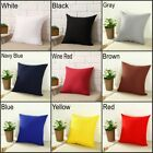 """New Square Home Sofa Decor Pillow Cover Case Cushion Cover Size 16x16"""""""