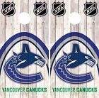 Vancouver Canucks Cornhole Skin Wrap NHL Hockey Wood Decal Vinyl Sticker DR510 $39.99 USD on eBay