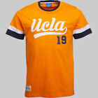 Mens Branded UCLA Cotton Printed Top Stylish Short Sleeve Jersey T Shirt S-XL