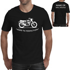 Mens BSA Norton Triumph Aged to perfection Premium T-Shirt Biker Motorcycle Retr £10.95 GBP on eBay