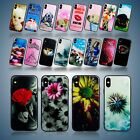 **NEW PRINTS SILICONE GLOSSY GEL GLASS BACK PHONE CASE COVER FOR APPLE IPHONE SE