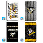 Pittsburgh Penguins Passport Holder Leather Cover Cards ID Travel Wallet $4.99 USD on eBay