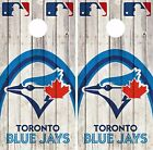 Toronto Blue Jays Cornhole Skin Wrap MLB Game Decal Vinyl Sticker Logo DR571 on Ebay