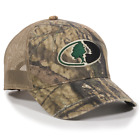Mossy Oak MESH Back Camo Options Structured w/ Logos Hunting HatHats & Headwear - 159035