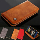 For Google Pixel 4 3A 3 2 XL Genuine Luxury Leather Flip Wallet Stand Case Cover