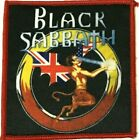 BLACK SABBATH Printed Patches - Mob Rules, Tyr, Henry, Cross Devil Horn.