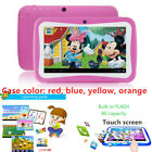 2019 Kids Gift 7'' inch Quad Core HD Tablet Dual Camera WiFi Android Big Storage
