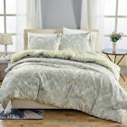Chezmoi Collection 3-Piece Reversible Printed Paisley Medallion Comforter Set image