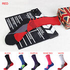 Men Women Riding Cycling Sports Socks Unseix Breathable Bicycle Footwear DR