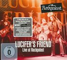 SEALED NEW CD Lucifer's Friend - Live At Rockpalast