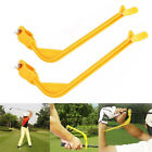 UK Golf Swing Guide Training Aid/Trainer for Wrist Arm Corrector Control Gesture