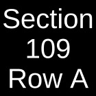 2 Tickets Long Beach State Forty Niners vs. Michigan Wolverines Baseball 3/5/19