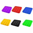 Plastic Square 16 Compartments Billiard Pool Balls Carrying Case Holder $9.57 USD on eBay